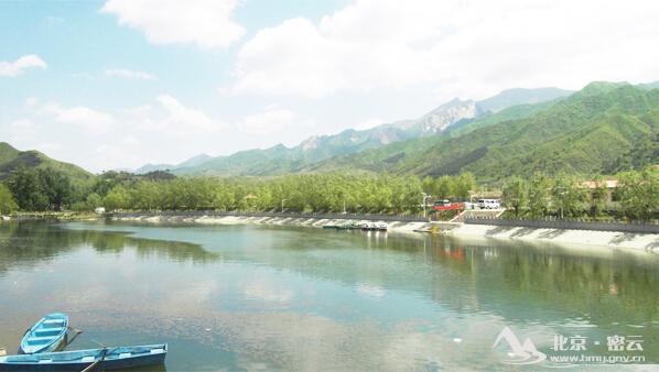 曹家峪风景区休闲